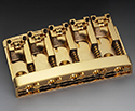 Schaller Bass Bridge (5-Str) 3D Gold 499