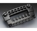 Schaller Guitar Bridge-Black 1456