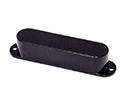 Schaller Guitar Pickup Cover-Single Coil Black