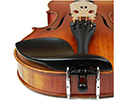 Violin Chinrest Guarneri Style Ebony