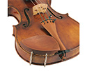 Violin Chinrest Kaufmann Boxwood