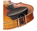 Violin Chinrest Flesch New Model Ebony