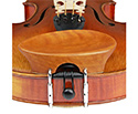 Violin Chinrest Flesch New Model Boxwood
