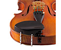 Violin Chinrest Teka 4/4 Ebony