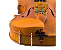 Violin Chinrest Teka 4/4 Boxwood