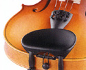 Violin Chinrest-Wittner Spaceage Central 3/4