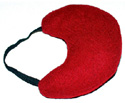 Violin Shoulder Pad-Soft Sickle 4/4-3/4