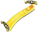 Kun Shoulder Rest-Original 1/4-1/8 Violin-Yellow