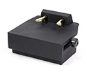 Piano Pedals Extender Box -Black