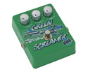 BBE Stomp Pedal - Green Screamer