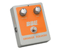 BBE Stomp Pedal - Orange Squash