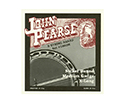 John Pearse Banjo Set - Nickel (010-023)1800M