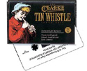 Clarke Tin Whistle CD - For D