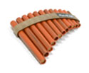 Panpipes Plastic 12 Note