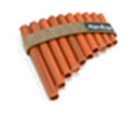 Panpipes Plastic 10 Note