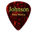 Johnson T/Shell Picks (144)-X.Heavy