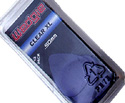 Wedgie Clear Pick 12Pack .50 Blue
