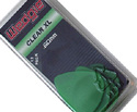 Wedgie Clear Pick 12Pack .60 Green