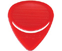 Wedgie Flexx Pick 6Pack 1.00mm Red