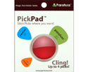 PickPad Pick Holder Red