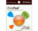 PickPad Pick Holder Orange