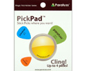 PickPad Pick Holder Yellow