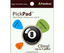 PickPad Pick Holder Eight Ball