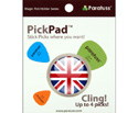 PickPad Pick Holder U.K.