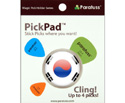 PickPad Pick Holder Korea