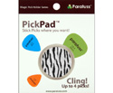 PickPad Pick Holder White Tiger