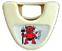 Pick Case - Pickboy Red Devil