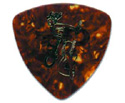 Bass Pick Tortoiseshell Medium (50)