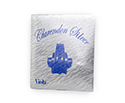 Clarendon Silver Viola Set 16in