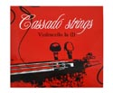 CASSADO STRINGS-Cello Steel Core A