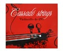 CASSADO STRINGS-Cello Rope/Tungsten C