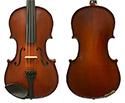 St Romani III by Gliga Violin Outfit with Clarendon - 3/4