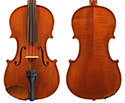 St Romani II by Gliga Violin Outfit with Clarendon - 4/4