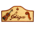 Gliga Carved Shop Display