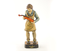 Gliga Vasile The Violin Maker Statue