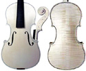 Gliga Vasile Violin Pro In-The-White