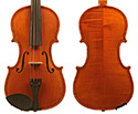 Gliga II Violin Outfit - Double Purfling-4/4