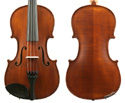 Gliga II Violin Outfit Dark Antique w/Violino 1/2