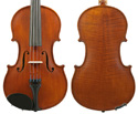 Gliga I Violin Outfit Dark Antique finish Guarneri-4/4