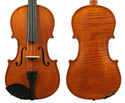 Gliga I Violin Outfit 1pc-Back Antique w/Violino - 4/4