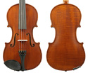 Gliga I Violin Outfit Dark Antique w/Violino 1/2