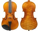 Raggetti RV7 Violin Only Amber Gloss-4/4