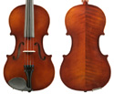 St.Antonio Violin Outfit-Regular 1/2