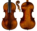 Makers II Violin - A-Style Guarneri DARK
