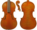 Makers II Violin - A-Style Guarneri 3/4
