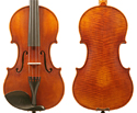 Raggetti Master Violin 1743 Pag.Cannon in case 6